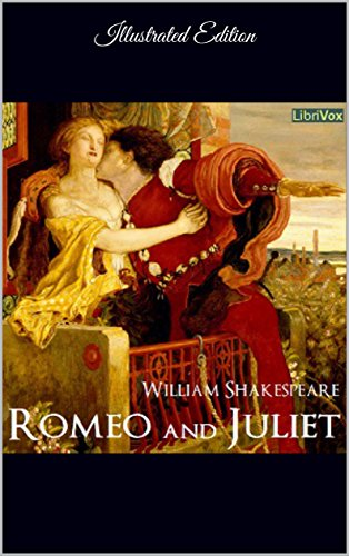 Romeo and Juliet - Illustrated Edition (English (Capulet Aus Lady)