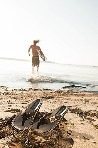 Gumbies Islanders Adulte Sandales Tongs Chaussures De Plage Numéro 36 - 12 Uk Slade