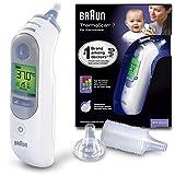 Braun IRT6520 ThermoScan 7 Age Precision – Termometro Auricolare a Infrarossi immagine