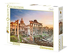 Clementoni - 32549 - High Quality Collection Puzzle - Forum romanum - 2000 Pezzi