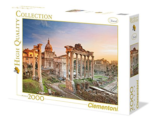 Clementoni - 32549 - High Quality Collection Puzzle - Forum romanum -...