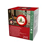 Konstsmide, 4360-550, LED Weihnachtskugel