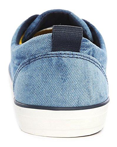 Jack & Jones 'Royal Canvas' Sneaker Dunkelblau