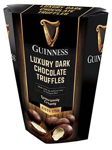 Tartufi di cioccolato scuro di lusso