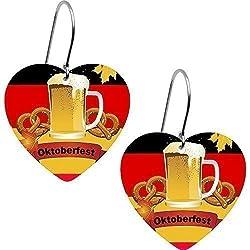 Pendientes Cerveza Alemana Oktoberfest