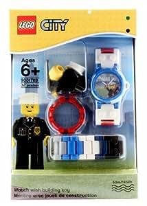 Lego - 9001789 - Accessoire Jeu de Construction - Montre Policier