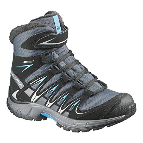 Salomon XA Pro 3D Inverno TS CSWP grigio denim/nero/metile blu GREY DENIM/BLACK/METHYL BLUE