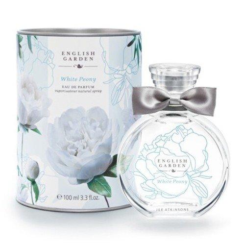 English Garden Eau de Parfum der weiße Pfingstrose 100ml Spray Damen -