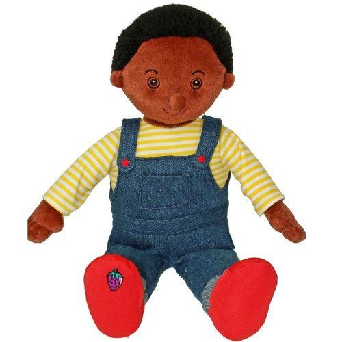 Wilberry Spaß african Tom Puppe Spielzeug