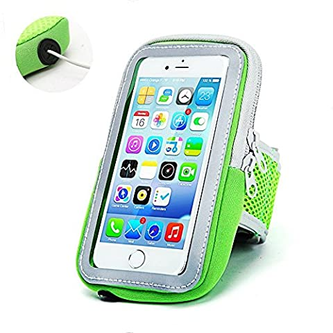 Sports Armband Sweatproof&Water Resistant Running Phone Holder/Case for iphone 7