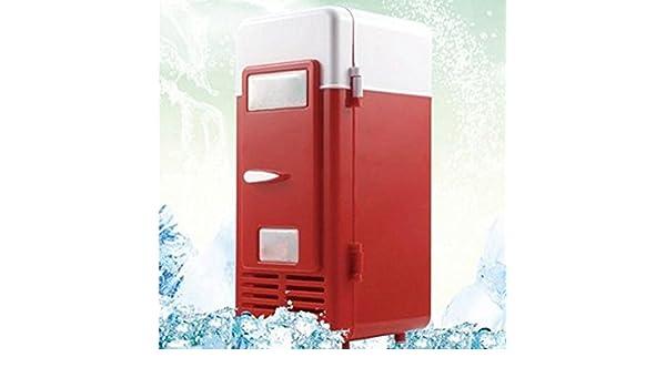 Mini Kühlschrank Usb Anschluss : Auto mini usb cola getränk kühlschrank beverage can cooler