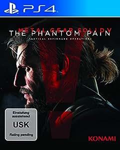 Metal Gear Solid V: The Phantom Pain - [PlayStation 4]