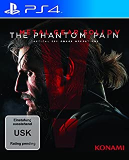 Metal Gear Solid V: The Phantom Pain - [PlayStation 4] (B00DC3EV16) | Amazon price tracker / tracking, Amazon price history charts, Amazon price watches, Amazon price drop alerts