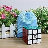 MoYu Aolong GT Enhanced version 3x3x3 Speed Puzzle Magic Cube Black With a MoYu Cube Bag MOYU Aolong GT version mejorada velocidad de 3x3x3 Puzzle Magic Cube negro con un cubo de MOYU Bolsa