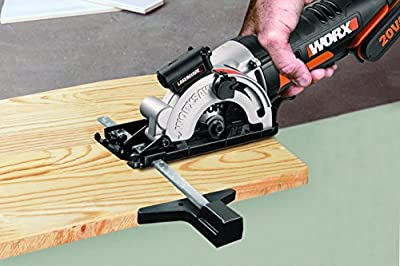 WORX WX523 20V 2.0Ah WORXSAW - Cordless Compact Circular Saw