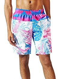 adidas Originals Mens Flowerush Swim Shorts