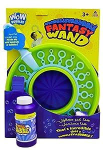 Uncle Bubble- Varita de pompas Grandes Fantasy, Multicolor (1)