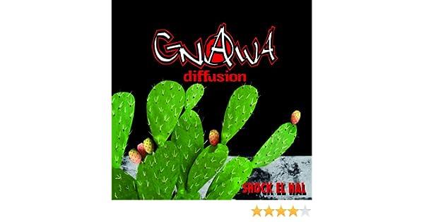 GNAWA ALBUM GRATUITEMENT SHOCK DIFFUSION TÉLÉCHARGER EL HAL