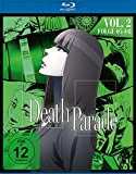 Death Parade Vol. 2 - Folge 05-08 [Blu-ray]