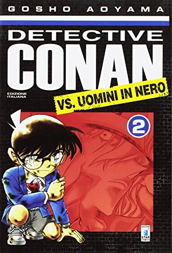 Detective Conan vs uomini in nero: 2