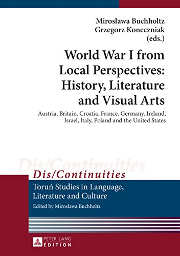 ed23f68fad World War I from Local Perspectives  History