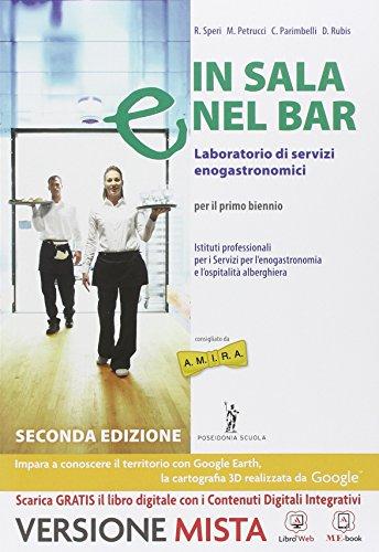 In sala e nel bar. Per gli Ist. professionali alberghieri. Con e-book. Con espansione online