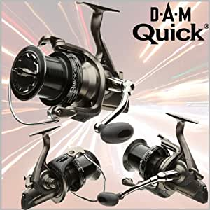 dam quick sls 570 fd moulinet frein avant sports et loisirs. Black Bedroom Furniture Sets. Home Design Ideas