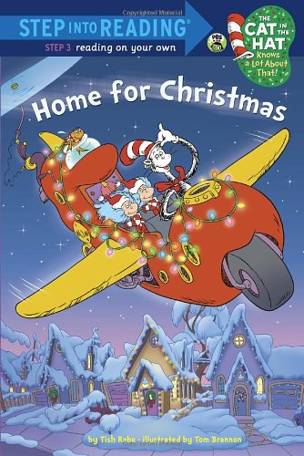 Home for Christmas (Dr. Seuss Cat in the Hat: Step Into Reading, Step 3) por Tish Rabe