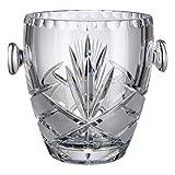 Cristal de Bohemia Ice Cube Glas Böhmens Azalea, Glas, 13x 13x 14cm
