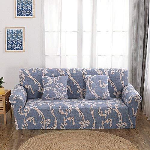 BAIF Fit für 99% Sofa Druck Zebra Stretch sofabezug elastische sitzfläche couchbezüge liebessitz funiture für haushochzeiten heimtextilien (90-300cm), a5808,4 sitzer 235-310cm Stretch-zebra