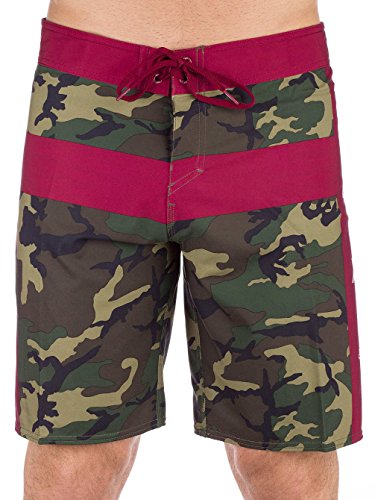 Fox Herren Boardshorts Camouflage Moth Boardshorts