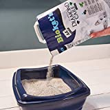 Biokat's Diamond Care Classic Katzenstreu / Hochwertige Klumpstreu für Katzen mit Aktivkohle und Aloe Vera - 5