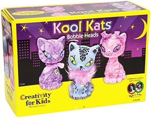 Creativity for Kids - Cfk1395 - Kit Kit - De Loisirs Créatifs - Kool Kats - Les Chats Cool B000BXHIYW d5314b