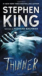 Thinner by Stephen King (2016-04-26)