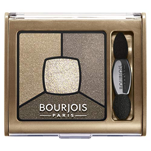 Bourjois Smoky Stories Eyeshadow 6 Upside Brown, 3.2g