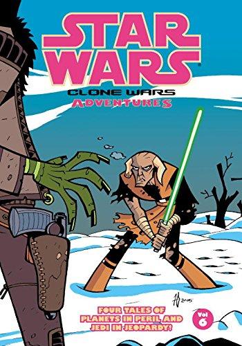 Star Wars: Clone Wars Adventures Volume 6 par Haden Blackman
