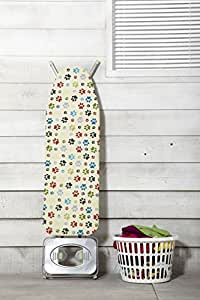 JML EXPRESSIONS FAST FIT IRONING BOARD COVER (PAW PRINT)
