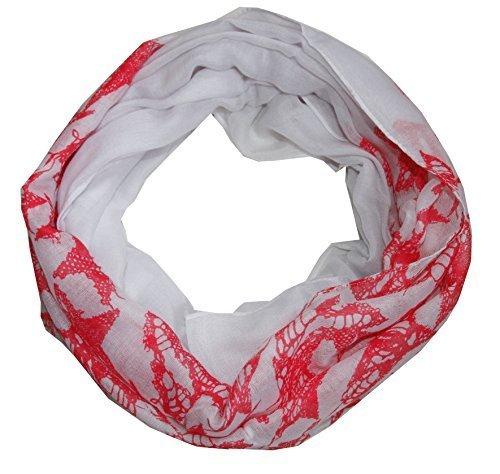 leichter-sterne-loop-schal-tolle-farben-h-rot