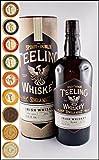 Teeling Irish Single Malt Whiskey mit 9 DreiMeister Edel Schokoladen in 9 Variationen, kostenloser Versand