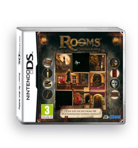 Rooms: The Main Building (Nintendo DS) [Importación inglesa]