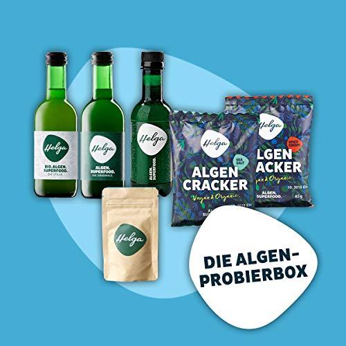 HELGA Algenprobierbox