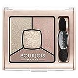 Bourjois - Smoky Stories Quad Palette Ombre à Paupières - 14 Tomber des Nudes - 3,2 g