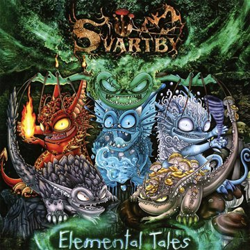 Svartby: Elemental Tales (Audio CD)