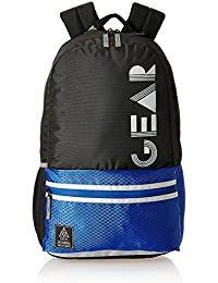 Gear 19 Ltrs Black Casual Backpack (BKPBXECO60104)