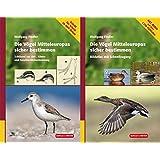 Die Vögel Mitteleuropas sicher bestimmen: Beide Einzelbände im Set