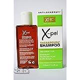 Xpel Therapeutisches Shampoo, Anti-Schuppen-Shampoo, bei Schuppenflechte und trockener, juckender Kopfhaut, 125ml