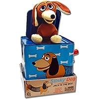 Slinky Dog Jack In The Box Retro