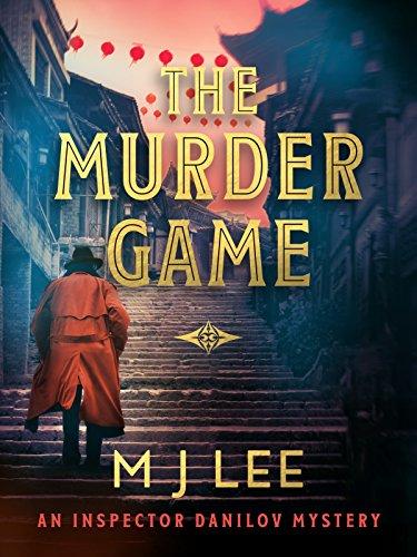 The Murder Game (Inspector Danilov Crime Thriller Book 3)