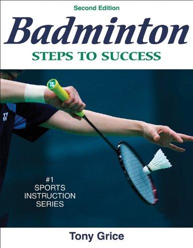 Badminton (Steps to Success) por Tony Grice