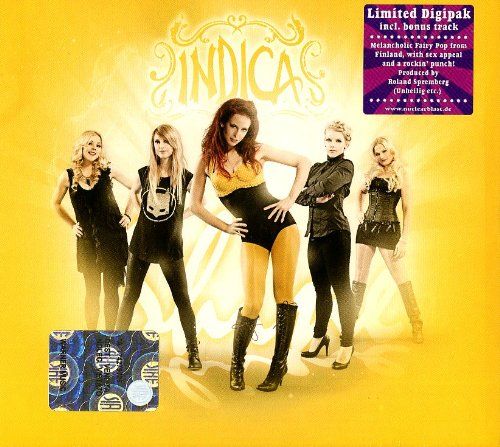 Indica: Shine (Audio CD)